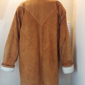 Northern Style Jackets & Coats - Vintage leather womens coat.